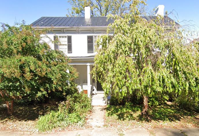 Window, Shrub, House, Real estate