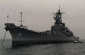 The USS Iowa served in the Navy from 1942 until 2011, with periods of deactivation and placement in reserve fleets.