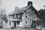 Burtner House in its Old Glory