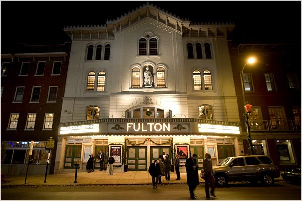 Modern-day Fulton Opera House