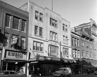 Kingsmill's Department store, 18th of November 1962