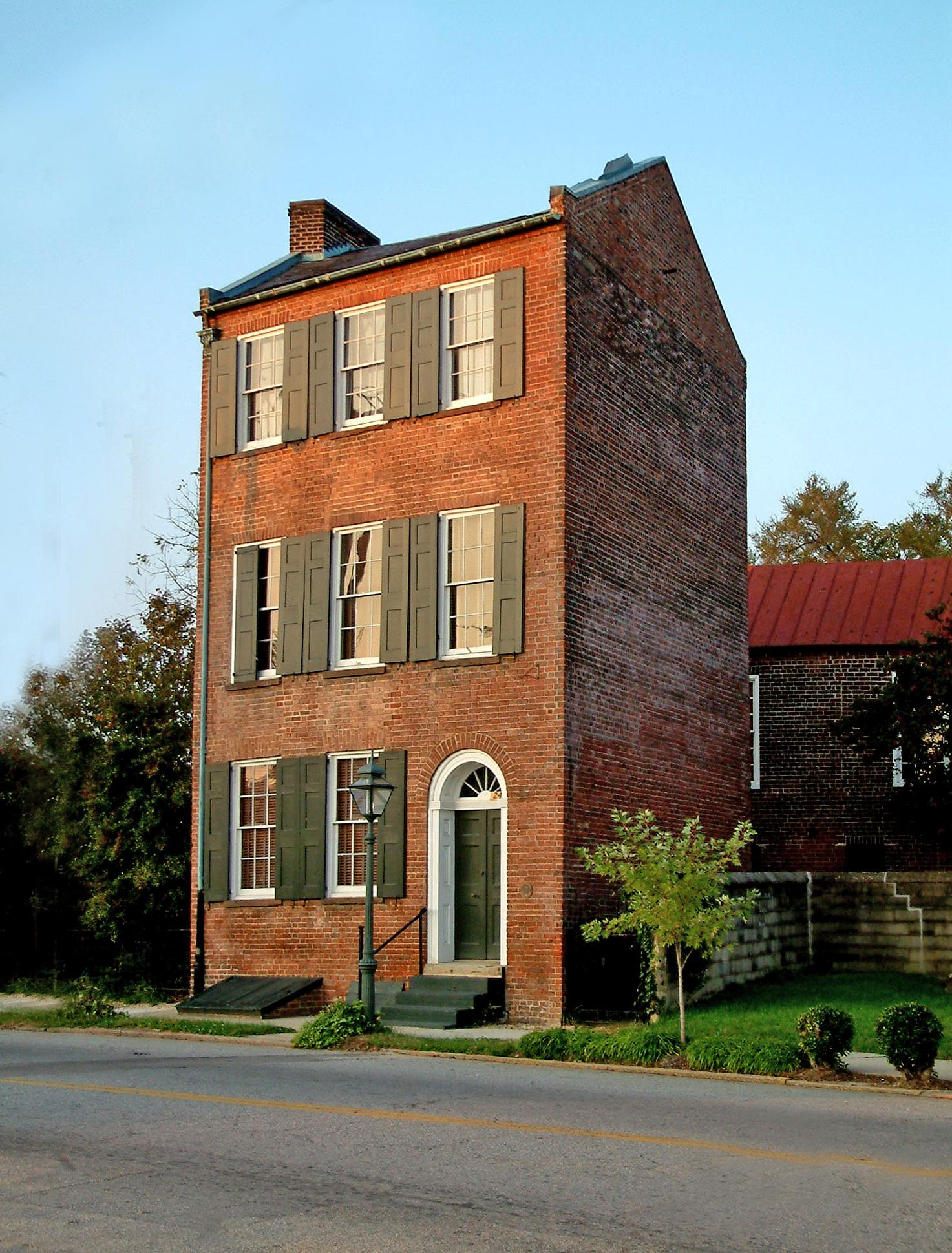 Trapezium House,1817