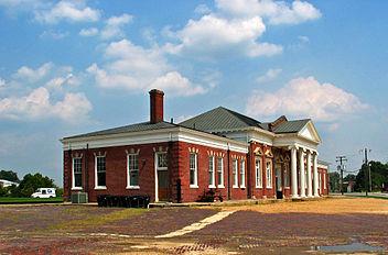 Union Station, Petersburg, VA