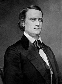 John C. Breckinridge (image from Wikimedia Commons)