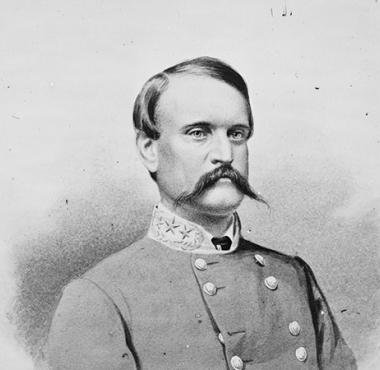 John C. Breckinridge in Confederate Uniform (image from American Battlefield Trust)