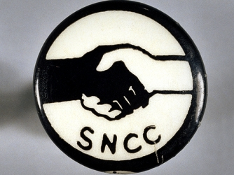 SNCC was a civil rights organization orginally made up of both black and white students who participated in many of the sit-ins, marches, and voting rights efforts in the 1960s.