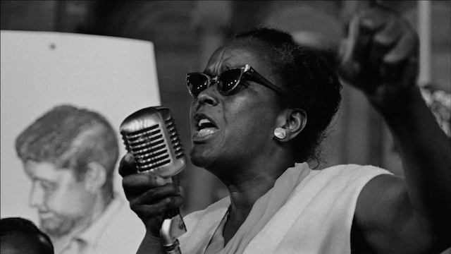 Ella Baker was a seasoned civil rights activist who brought students together at Shaw University to create SNCC. She helped SNCC form its orignal policies.