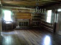 Interior of the Buchanan House