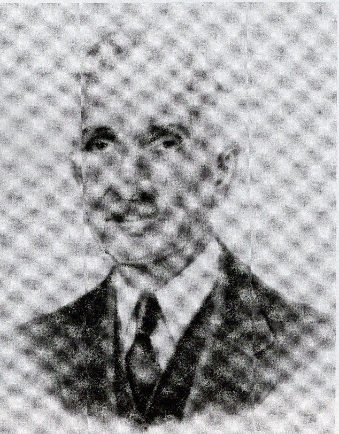 Mayor L. Henry Oakes, for whom the field is named, served the city from 1930-1946. Born in 1873, he grew up in his family's log cabin--which would have been one of South Charleston's first buildings, built well before the city's founding.
