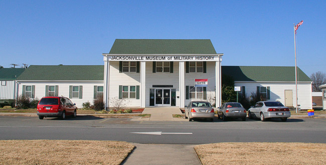 The Jacksonville Museum of Military History
