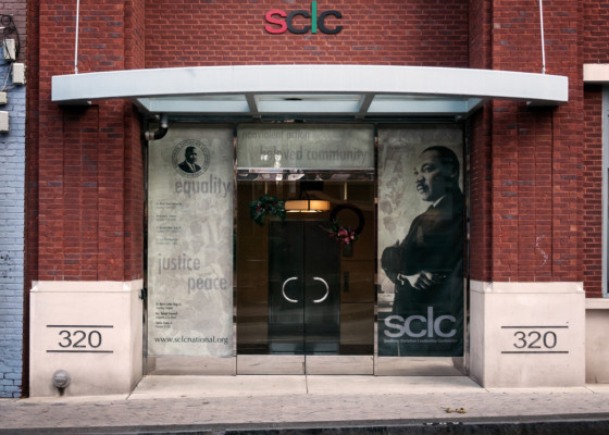 The SCLC national office is located in Atlanta, Georgia and still fights to protect the human rights of all people.