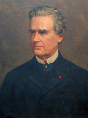 James Marion Sims (1813-1883) Photo: Alabama Department of Archives and History