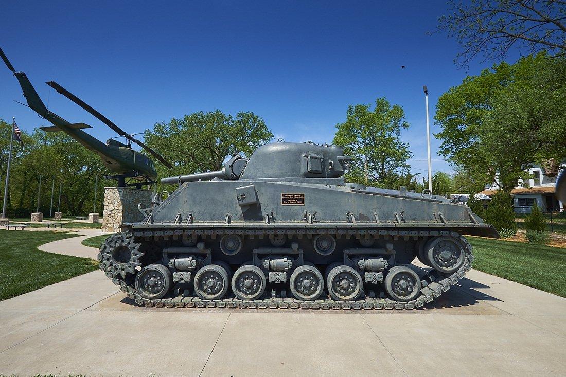 M4A6 Sherman Tank (Stokes 1)
