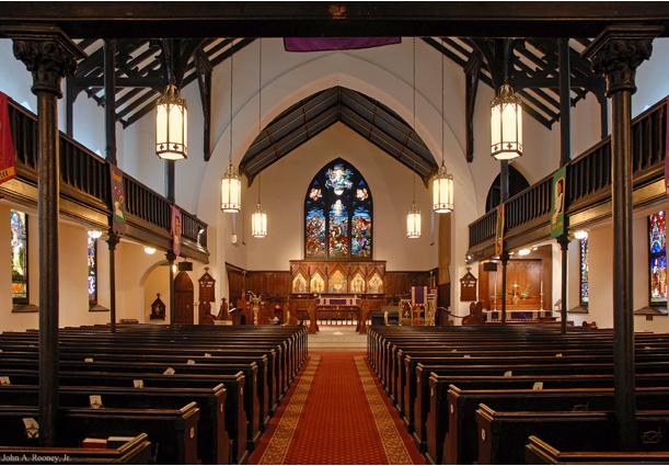 St. Paul's Episcopal Church Sanctuary