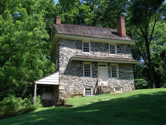 John Chads House c. 1725