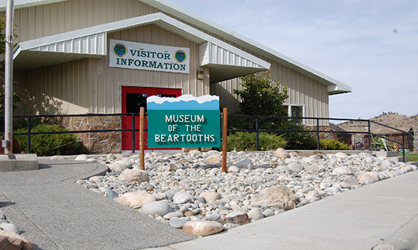 Opened in 1993, the Museum of the Beartooths explores and preserves local history.