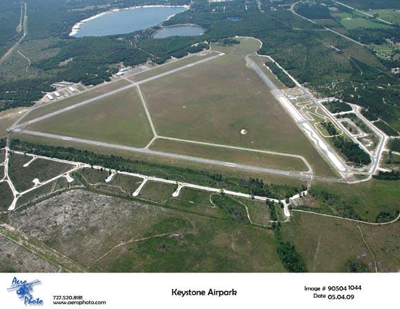 Keystone Heights Airport (42J)