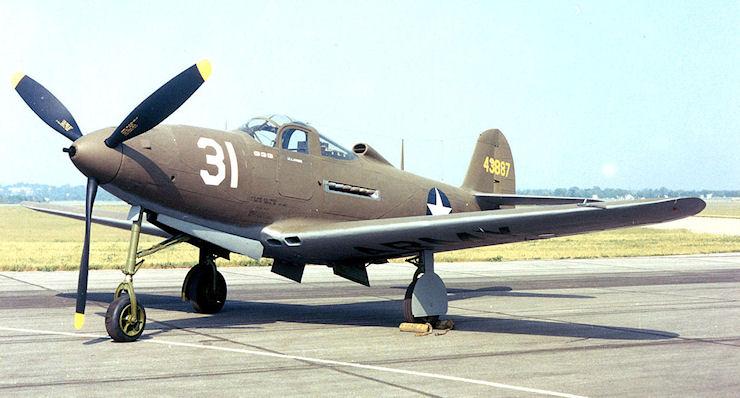 P-39D-3 Cobra