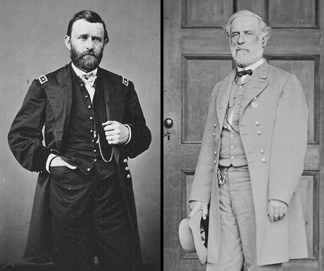 Surrender of Robert E. Lee