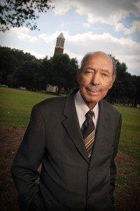 Paul R. Jones, 2008. © University of Alabama Photography