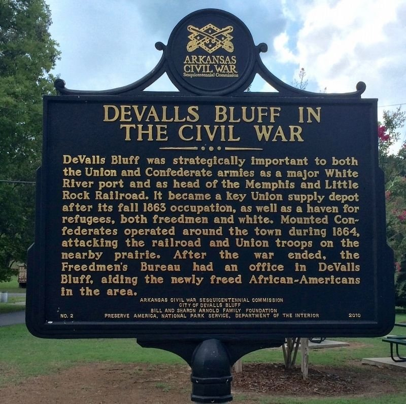 This historical marker was added in 2010.