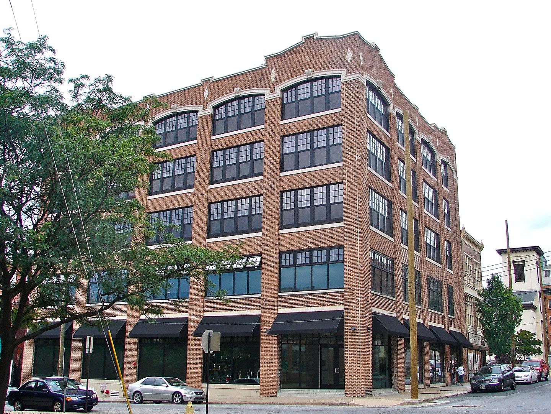 Foord & Massey Furniture Company Building (Shipley Lofts)