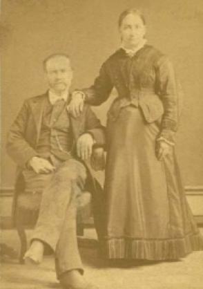 James and Lucinda Mahaffie