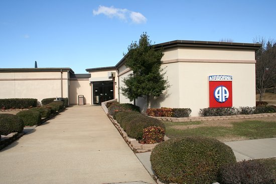 The 82nd Airborne War Memorial Museum was founded in 1945.