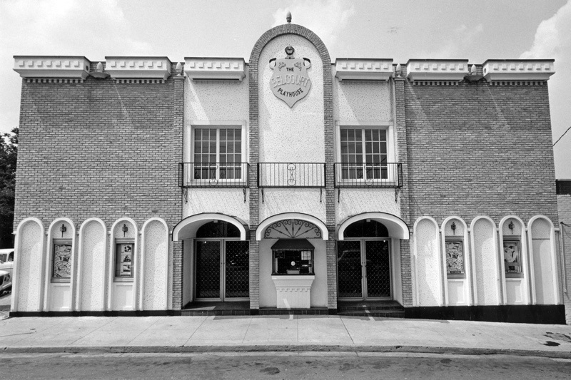 The Belcourt Playhouse, ca. 1930s