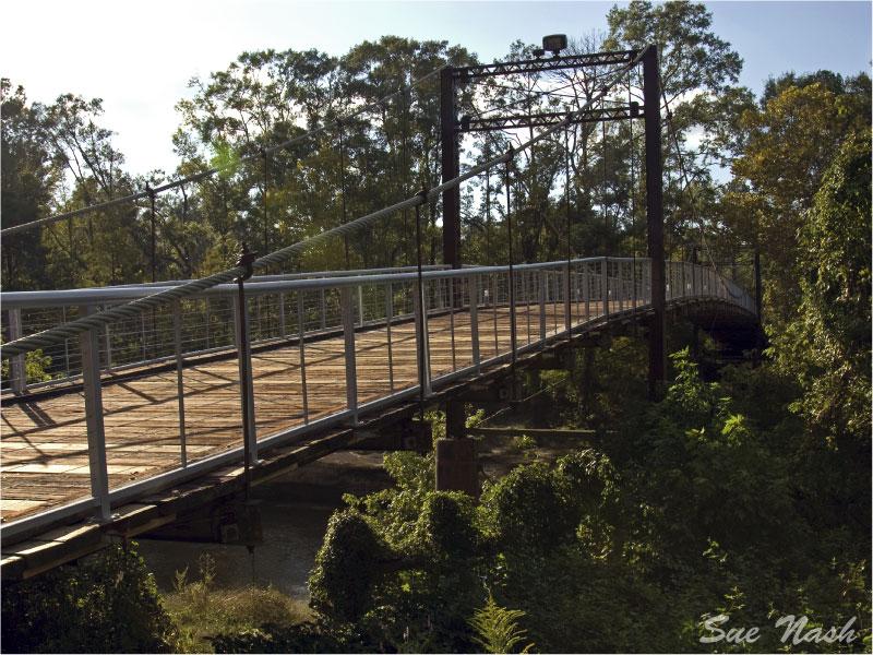 The bridge after restoration