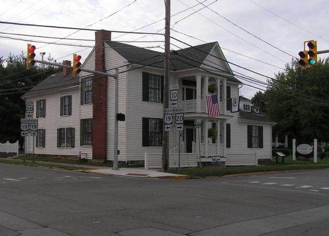 Dr. Robert McNutt's home