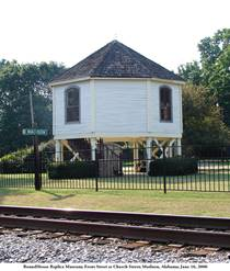 Madison Station Roundhouse