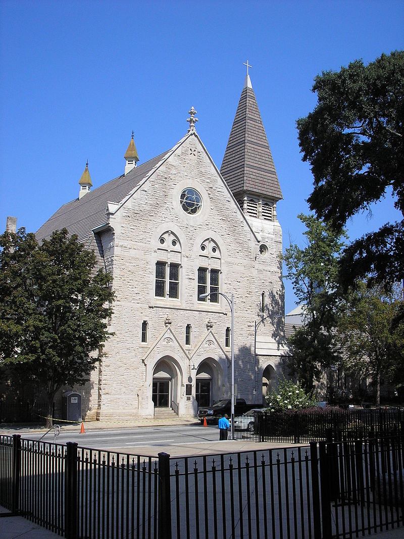 Central Presbyterian Church was founded in 1858 and built its current church in 1885.