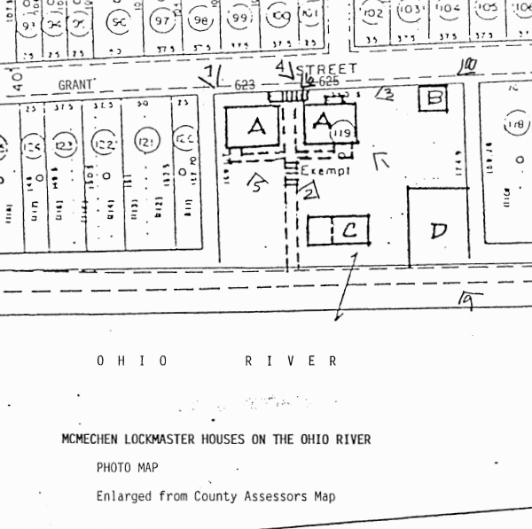 Close-up on the Lockhouse locations
