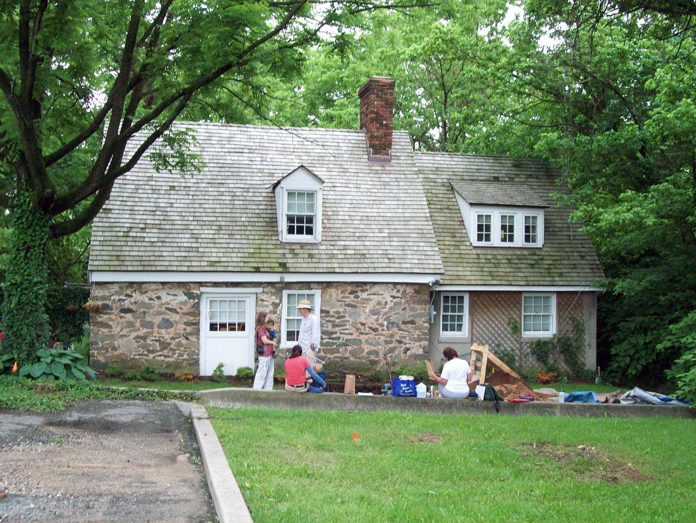Market Master's House, June 2009