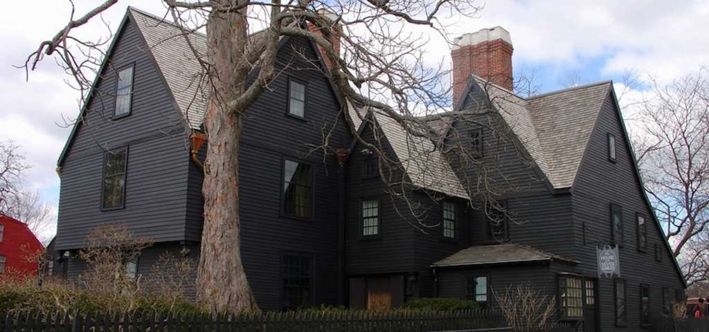 The House of the Seven Gables (Photo courtesy of Roadtrippers.com)