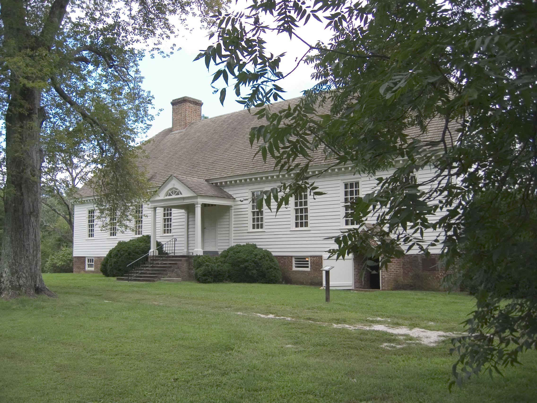 Scotchtown Main House