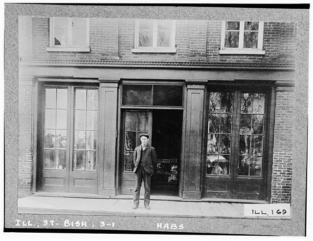 The Colony Store 1933