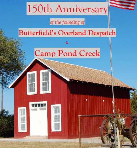 Original Pond Creek Station