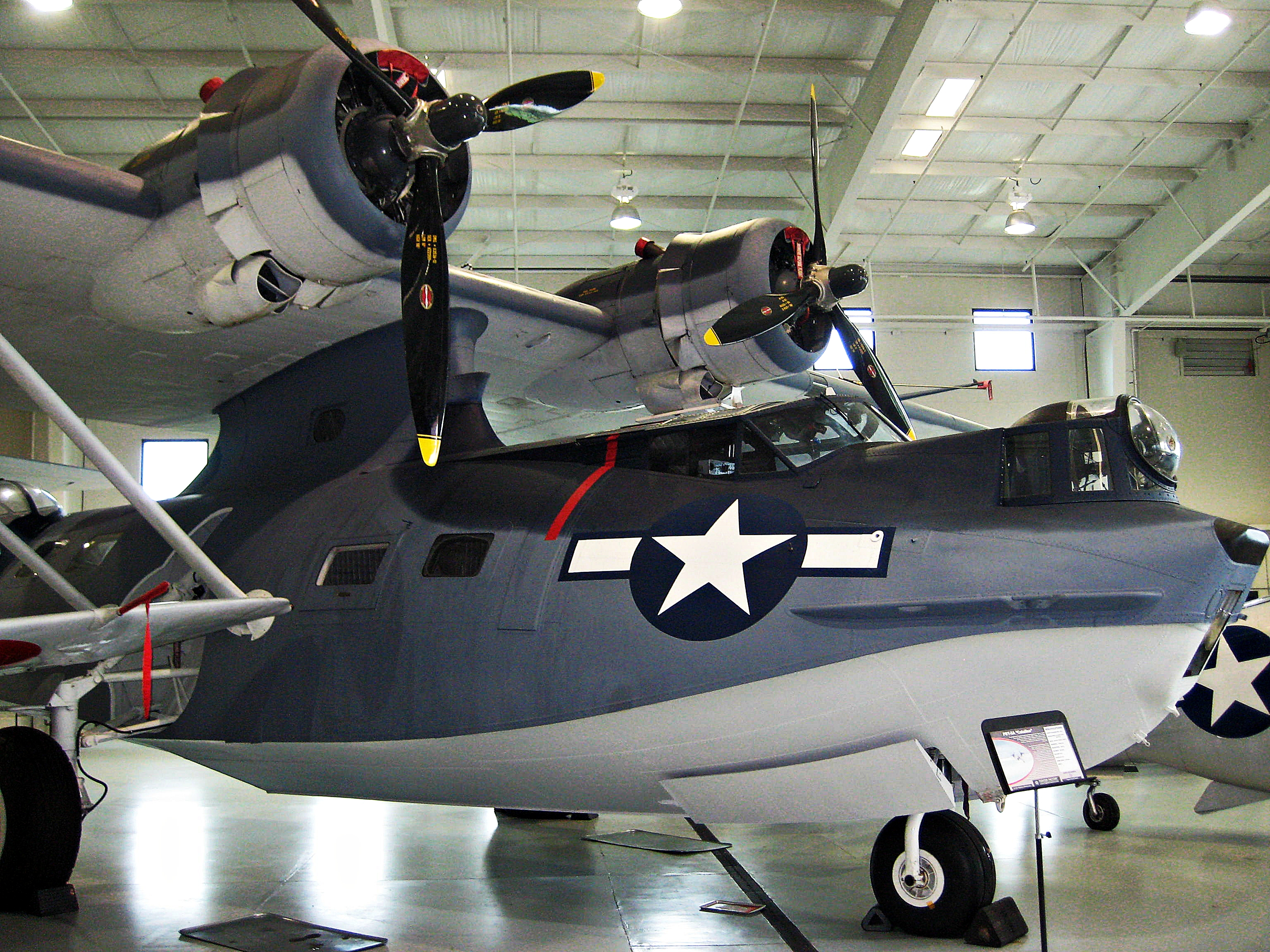 Photo from Navy Hangar