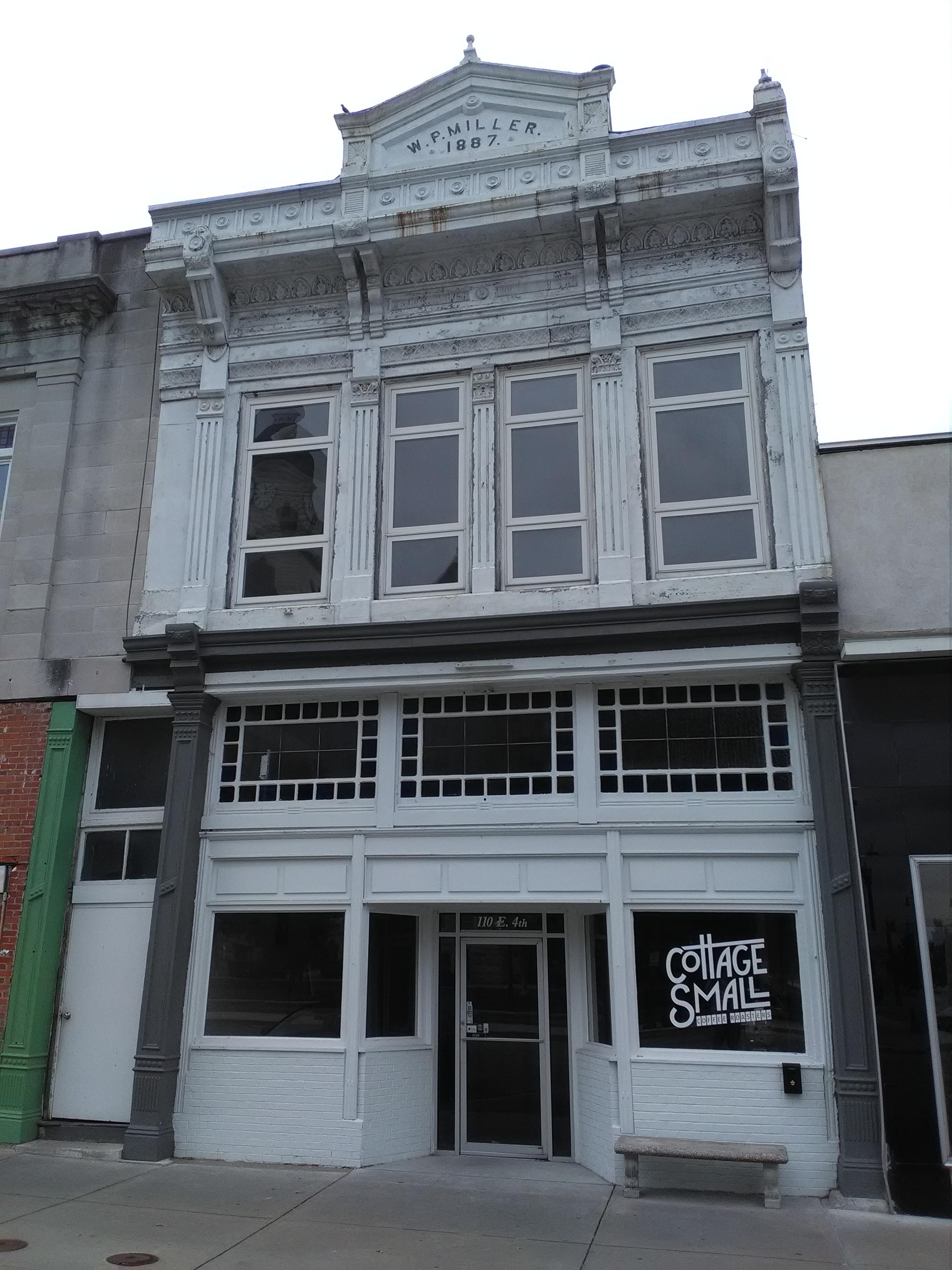 Miller Building in 2017