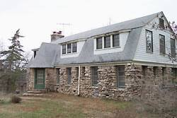 Black Feather Farm house built by Mr Riley.