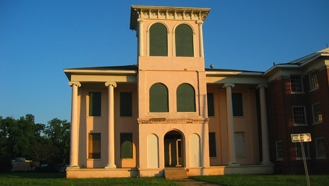 Tuscaloosa County Preservation Society has been working to restore and preserve the historic Drish House