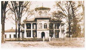 Historic image of the Drish House
