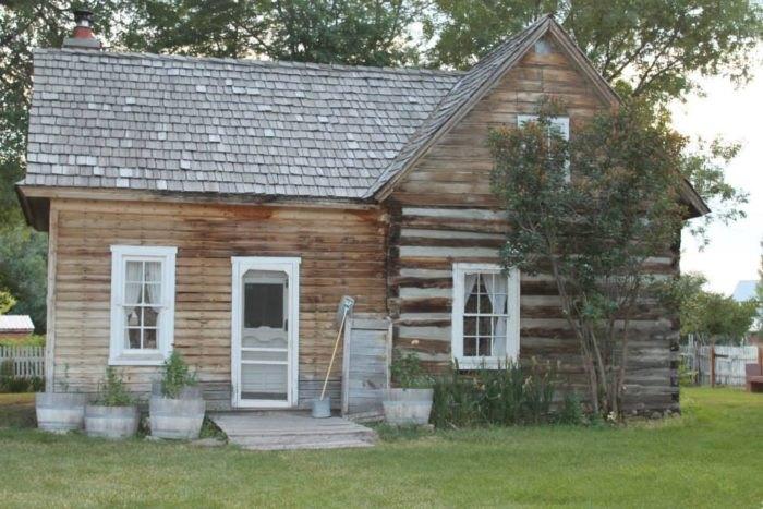 Jensen's Farm Original Farm House