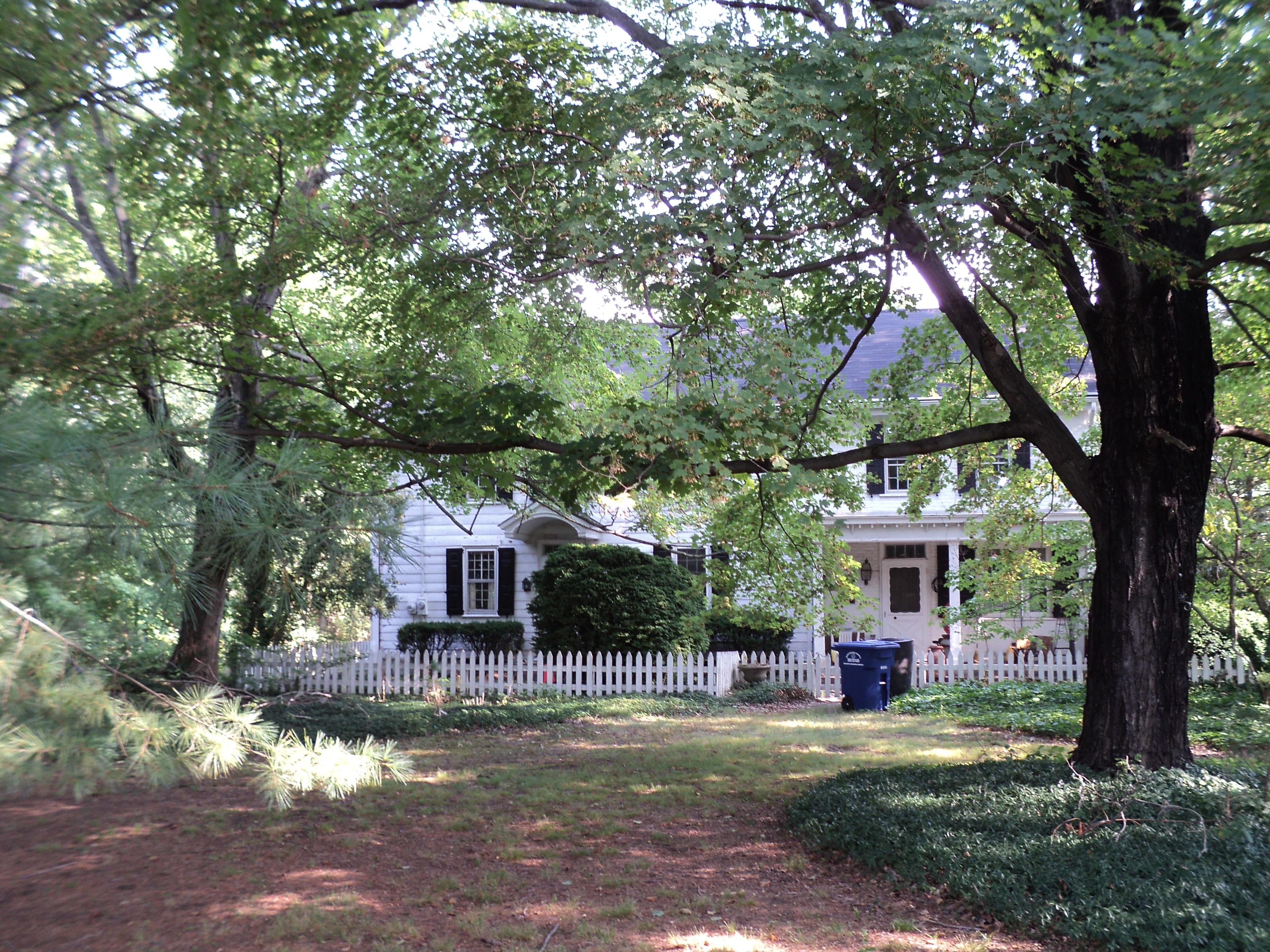 John Haines House built around 1688 to 1690