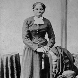 Harriet Tubman took an estimated 19 trips to rescue slaves.