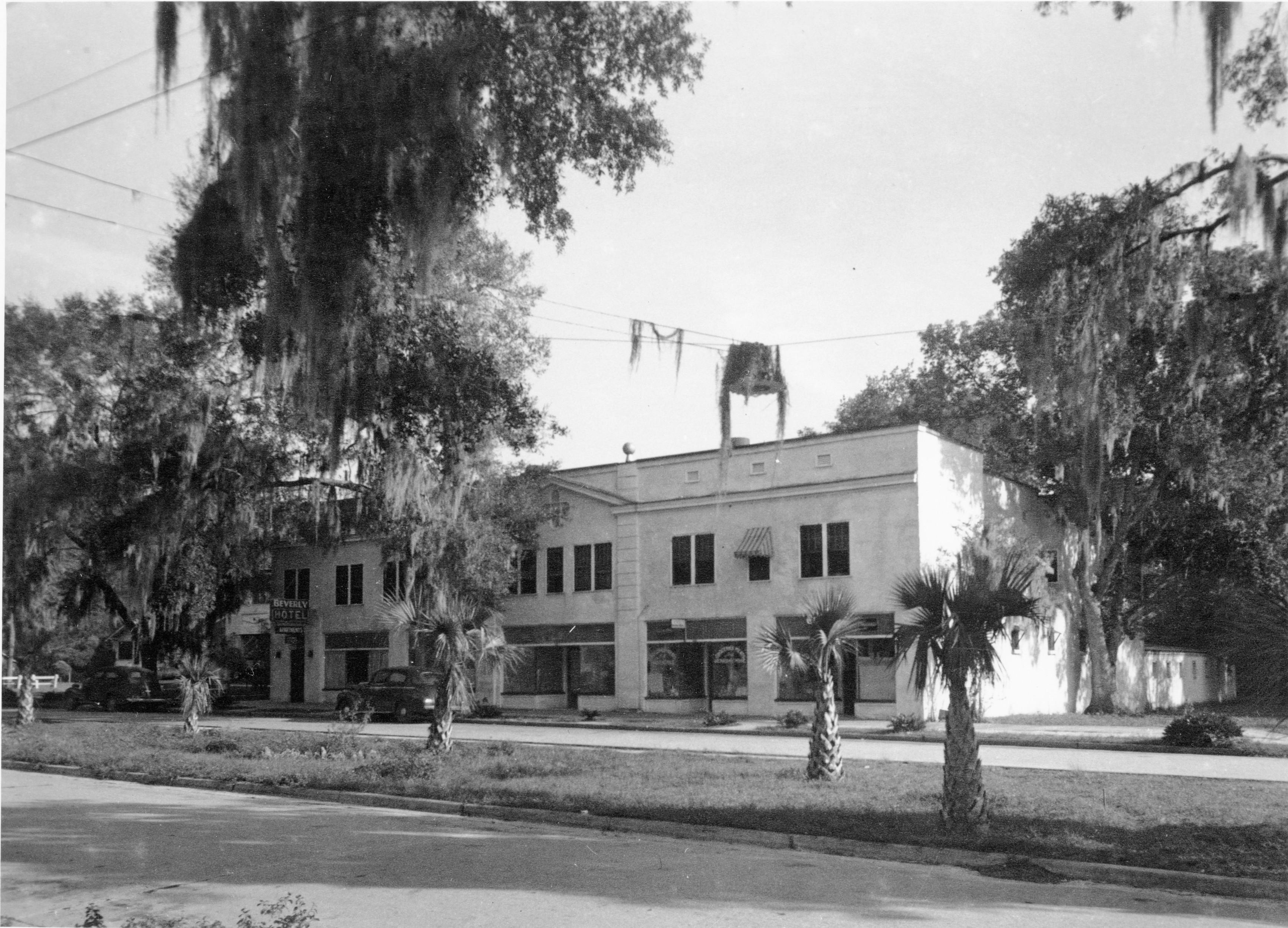 Erwin Hotel 1930s