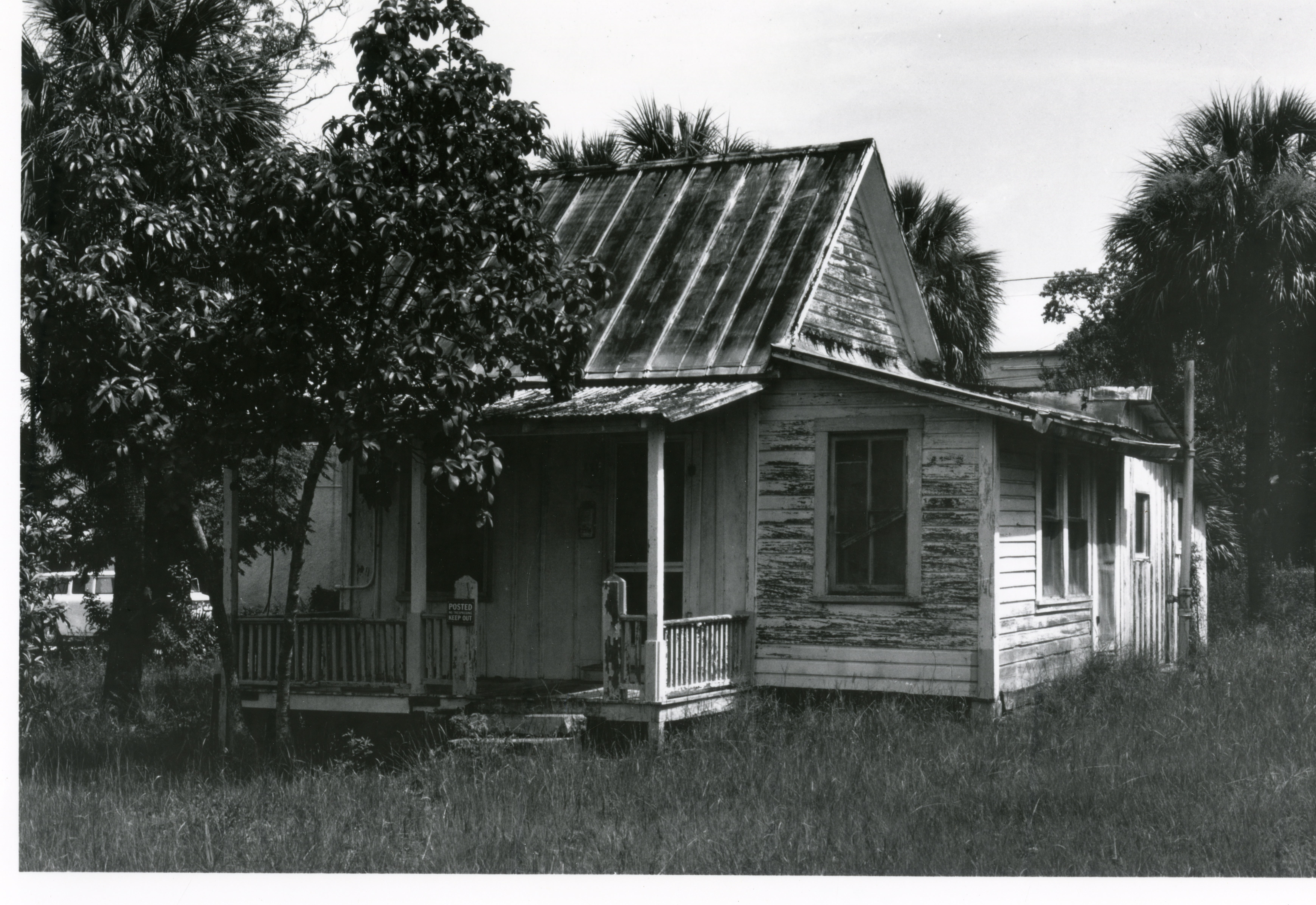 Greenwood House, Clearwater, Florida, circa 1950.