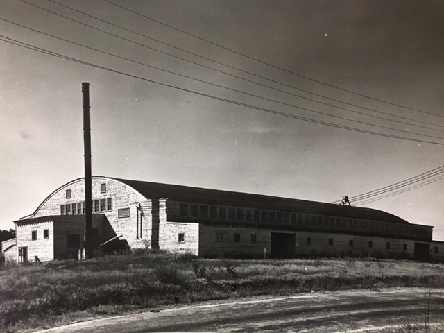 The facility as it existed in Tullahoma, Tennessee.